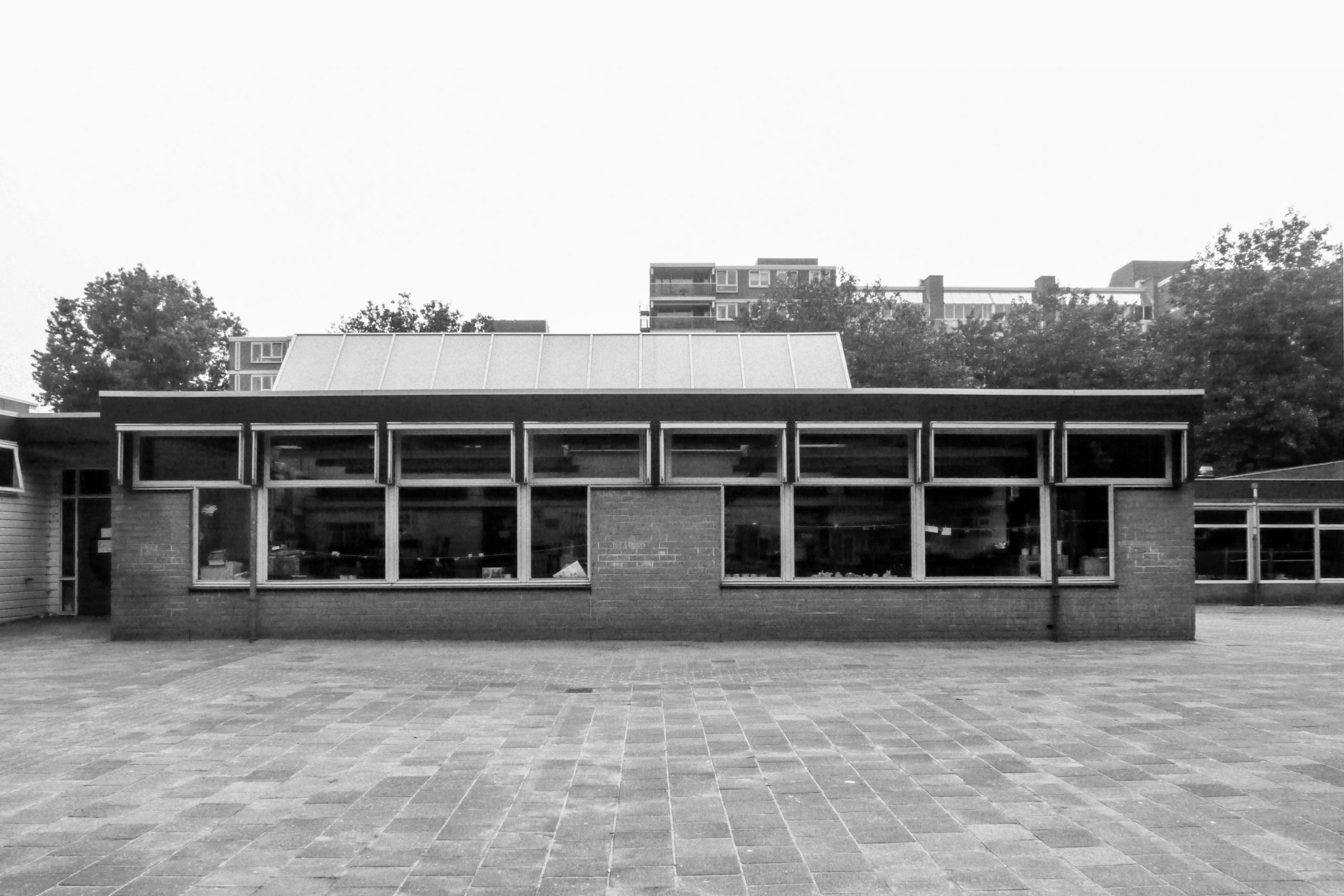 Molenwiek School voor renovatie