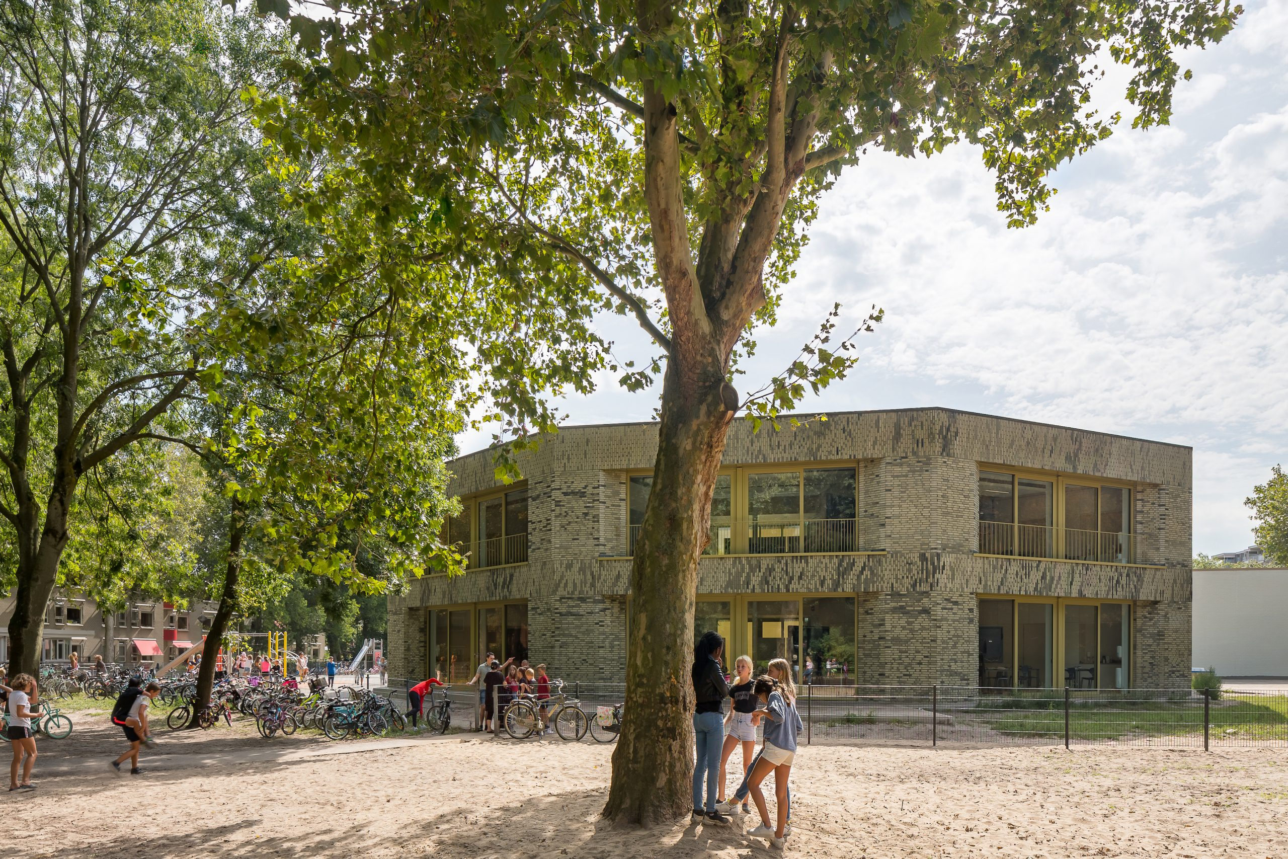 Molenwiek nominated for school of the year by Architectenweb