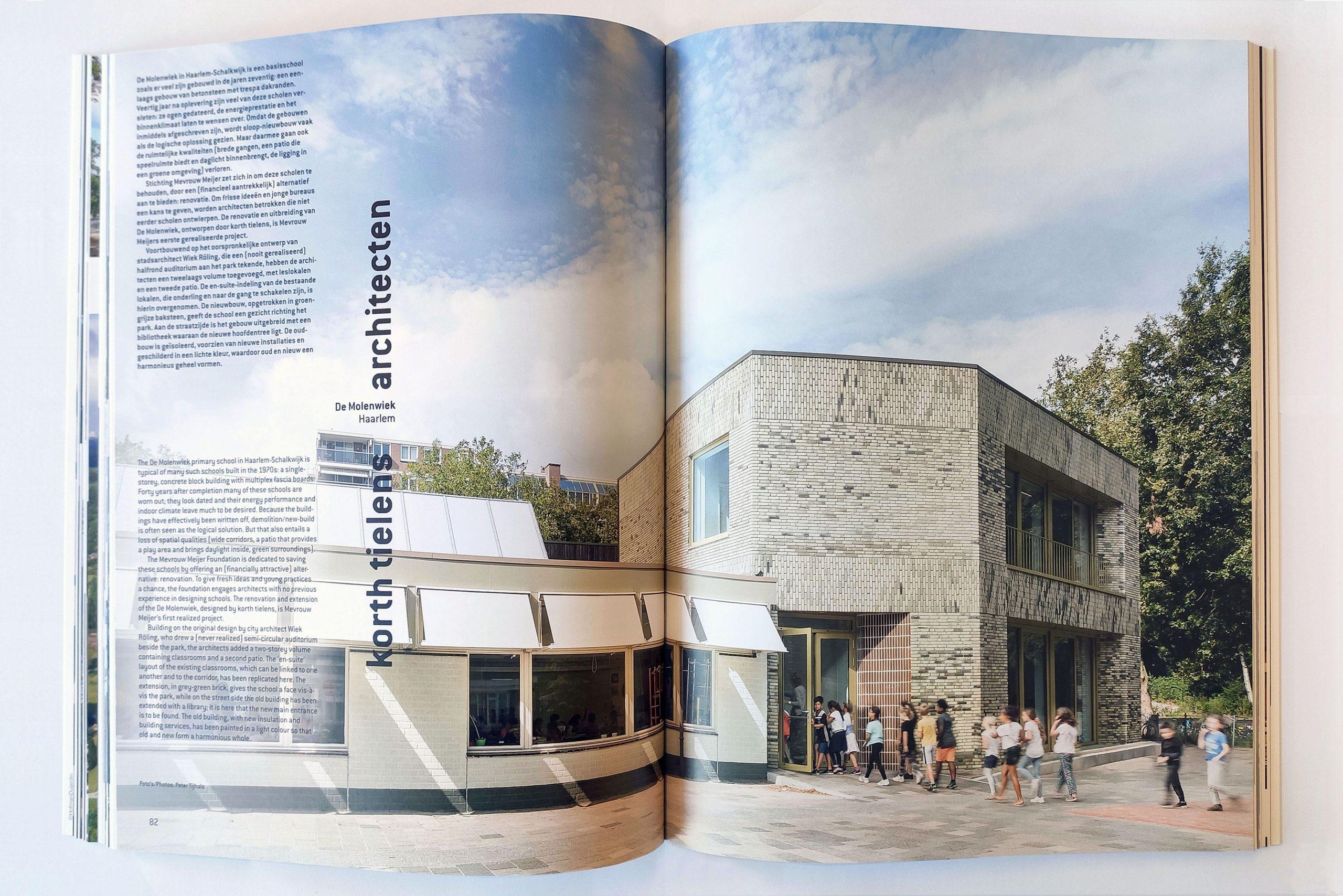Molenwiek in Yearbook Architecture 2019/2020