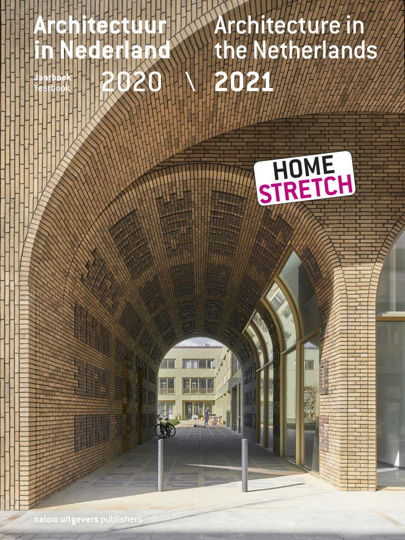 Spaarndammerhart in the Architecture Yearbook 2020 2021