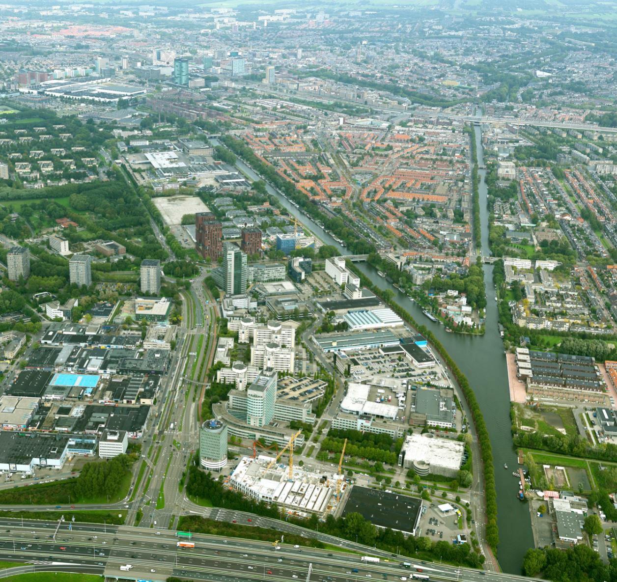 08 2021 | Bridge Merwedekanaal Utrecht